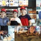 พนักงาน KFC จัสโก้สุขุมวิท71