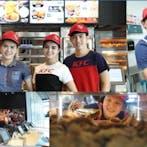 พนักงานร้านKFC สาขา พารากอน