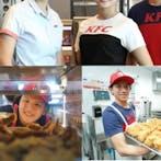 พนักงานKFC (บางนาตราด)