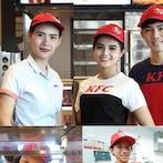 พนักงานKFC โซนเยาวราช