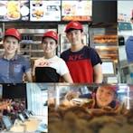 พนักงานKFC เอ็มควอเธีย