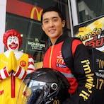 พนักงานส่งอาหาร (Rider)