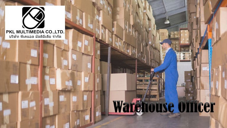 Stock&Warehouse Officer