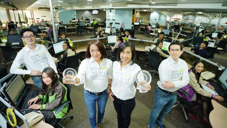 AIS Contact Center (ภาษาไทย)