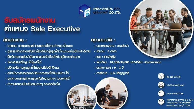 Sale Executive
